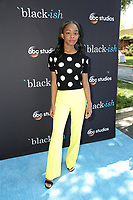 BURBANK, CA - APRIL 28: Marsai Martin at the FYC Event for ABC's 'Blackish' at Walt Disney Studios on April 28, 2018 in Burbank, California. Credit: David Edwards/MediaPunch