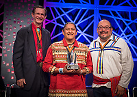 AISES Day 3 Closing Gala awards, recipients, elder honors, Minneapolis photographer