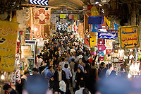 Normal life at the Gran Bazaar  in Tehran, Iran May 6,  2007.