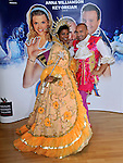 deniece Pearson and louie spence   at the press launch for the MILTON KEYNES THEATRE  Pantomime Cinderella  (07 Dec - 06 Jan)  Picture By: Brian Jordan / Retna Pictures.. ..-..