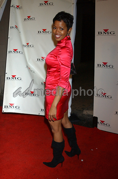 Feb. 8, 2004; Hollywood, CA, USA; Singer MALINDA WILLIAMS during the BMG 46th Annual Grammy Awards Post-Grammy Gala Celebration held at The Avalon. Mandatory Credit: Photo by Laura Farr/AdMedia. (©) Copyright 2003 by Laura Farr