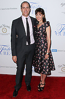 BEVERLY HILLS, CA, USA - APRIL 25: David Nevins, Andrea Nevins at the Jonsson Cancer Center Foundation's 19th Annual 'Taste For A Cure' held at Regent Beverly Wilshire Hotel on April 25, 2014 in Beverly Hills, California, United States. (Photo by Xavier Collin/Celebrity Monitor)