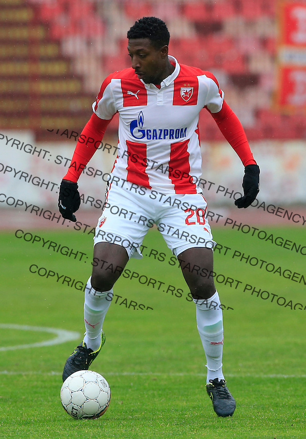 Fudbal Jelen Super League season 2015-2016<br /> Crvena Zvezda v Vozdovac<br /> Mitchell Donald<br /> Beograd, 28.11.2015.<br /> foto: Srdjan Stevanovic/Starsportphoto&copy;
