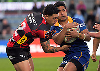 Action from the Mitre 10 Cup and Ranfurly Shield rugby match between Canterbury and Otago at AMI Stadium in Christchurch, New Zealand on Sunday, 27 August 2017. Photo: Dave Lintott / lintottphoto.co.nz