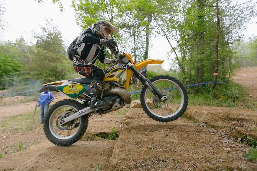 Special extreme, le dimanche 20 avril 2014 - Hugues VENDRAND