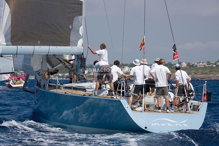- XXVII Copa del Rey de vela - Rela Club Náutico de Palma - 26 July to 2 Agost 2008 - Palma de Mallorca - Baleares - España