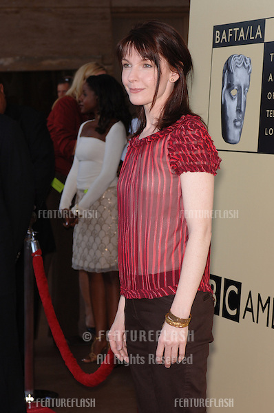 Actress JACQUELINE McKENZIE at the BAFTA/LA & Academy of TV Arts & Sciences 3rd Annual Tea Party honoring Emmy nominees..September 17, 2005  Los Angeles, CA..© 2005 Paul Smith / Featureflash