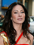 "HOLLYWOOD, CA. - April 28: Lynn Collins arrives at ""X-Men Origins: Wolverine"" Los Angeles Industry Screening at Grauman's Chinese Theatre on April 28, 2009 in Los Angeles, California."