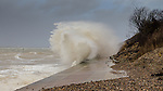 Storm Imogen on the Isle of Wight