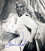 "BNPS.co.uk (01202 558833)<br /> Pic:  Julien's/BNPS<br /> <br /> The sale also includes signed photographs of the Hollywood legend.<br /> <br /> A selection of trailblazing 1930s starlet Mae West's most recognisable film costumes have emerged for sale for £320,000. ($400,000)<br /> <br /> The auction features the actress and screenwriter's gowns, headdresses and tiaras, as well as props from her films and her scripts.<br /> <br /> West, a New York native, was the Marilyn Monroe of her era, earning a 'bad girl' reputation for starring in risque productions.<br /> <br /> She famously coined the phrase: ""When I'm good, I'm very good, but when I'm bad, I'm better."""
