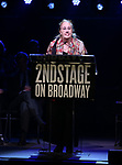 Gale Brewer during the Second Stage Theater Broadway lights up the Hayes Theatre at the Hayes Theartre on February 5, 2018 in New York City.