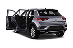 Car images close up view of a 2018 Volkswagen T-Roc Elegance 5 Door SUV doors