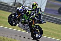 Termas de Rio Hondo ( Argentina ) 01/04/2016 - prove libere - Practice Moto GP - Argentina  / foto Luca Gambuti/Image Sport/Insidefoto<br /> nella foto: Valentino Rossi