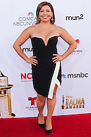 PASADENA, CA, USA - OCTOBER 10: Justina Machado arrives at the 2014 NCLR ALMA Awards held at the Pasadena Civic Auditorium on October 10, 2014 in Pasadena, California, United States. (Photo by Celebrity Monitor)