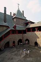 Großbritannien, Wales, Castle Coch