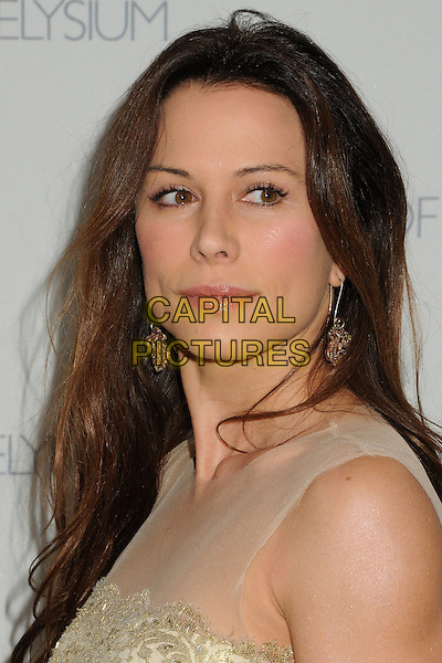 10 January 2015 - Santa Monica, California - Rhona Mitra. The Art of Elysium&rsquo;s 8th Annual Heaven Gala held at Hangar 8.   <br /> CAP/ADM/BP<br /> &copy;Byron Purvis/AdMedia/Capital Pictures