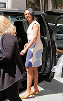 www.acepixs.com<br /> <br /> May 9 2017, New York City<br /> <br /> Former Secretary of State Condoleezza Rice made an appearance at The View on May 9 2017 in Newe York City<br /> <br /> By Line: Curtis Means/ACE Pictures<br /> <br /> <br /> ACE Pictures Inc<br /> Tel: 6467670430<br /> Email: info@acepixs.com<br /> www.acepixs.com