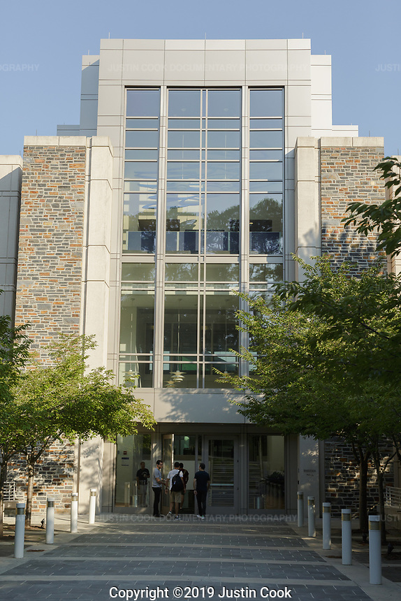 Duke University's Fuqua School of Business in Durham, North Carolina, Wednesday, July 31, 2019  (Justin Cook)