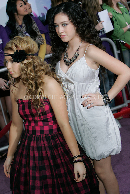 WWW.ACEPIXS.COM . . . . . ....February 24 2009, LA....The G Girlz at the World Premiere of Walt Disney Pictures' 'Jonas Brothers: The 3D Concert Experience' on February 24, 2009 at the El Capitan Theatre in Hollywood, California.....Please byline: JOE WEST - ACEPIXS.COM....Ace Pictures, Inc:  ..(212) 243-8787 or (646) 679 0430..e-mail: picturedesk@acepixs.com..web: http://www.acepixs.com