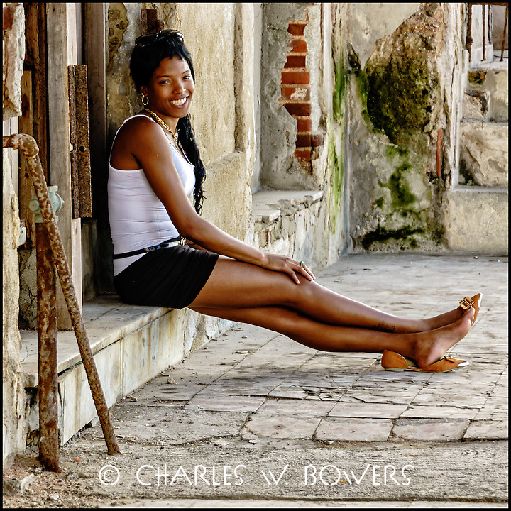 Faces Of Cuba - and one of the best. What a smile!<br /> <br /> - Limited edition of 50 prints.