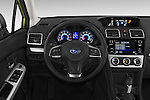 Car pictures of steering wheel view of a 2015 Subaru Xv Hybrid 5 Door SUV