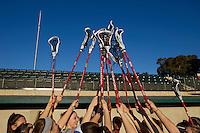 Stanford Lacrosse field. Photo taken on Wednesday, January 15, 2014