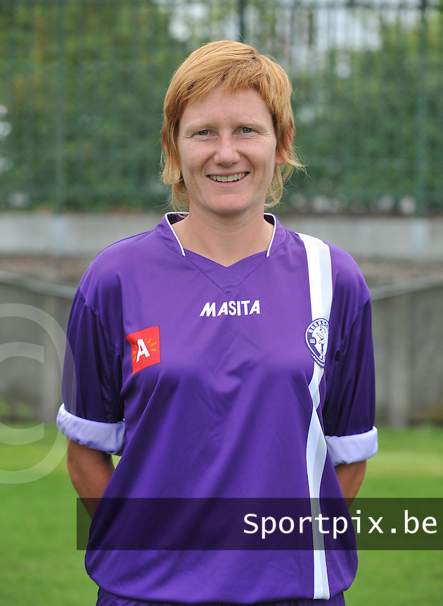 Beerschot AC Dames : Ilse Laarmans.foto DAVID CATRY / Vrouwenteam.be