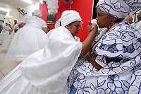 Ritual de consagração da mãe de santo da casa de mina Guinsoere