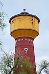 Railway Water Tower, Ha'erbin.