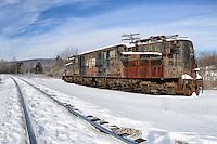 Abandoned RR