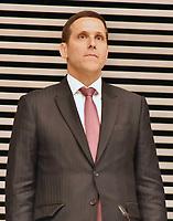 SÃO PAULO,SP - 13.03.2017 - JUDEUS-SP - Fernando Capez, durante sessão solene para celebração dos 70 anos da Federação Israelita do Estado de São Paulo, realizado no plenário Juscelino Kubitschek do Pálacio 9 de Julho, na noite desta segunda-feira, 13. (Foto: Eduardo Carmim/Brazil Photo Press)