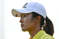 SINGAPORE - MARCH 02: Yu Liu of China on the 1st during the third round of the HSBC Women's World Championship 2019 at Sentosa Golf Club - Tanjong Course, Singapore on March 02, 2019.<br /> .<br /> .<br /> .<br /> (Photo by: Naratip Golf Srisupab/SEALs Sports Images)<br /> .<br /> Any image use must include a mandatory credit line adjacent to the content which should read: Naratip Golf Srisupab/SEALs Sports Images