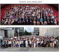 ISCEV 2015, EUNOS 2015