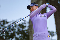 So Yeon Ryu (KOR) watches her tee shot on 10 during round 3 of the 2019 US Women's Open, Charleston Country Club, Charleston, South Carolina,  USA. 6/1/2019.<br /> Picture: Golffile | Ken Murray<br /> <br /> All photo usage must carry mandatory copyright credit (© Golffile | Ken Murray)