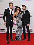 Lady Antebellum at The 2010 American Music  Awards held at Nokia Theatre L.A. Live in Los Angeles, California on November 21,2010                                                                   Copyright 2010  DVS / Hollywood Press Agency