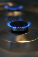 Gas metano per uso domestico.Methane gas for domestic use...
