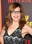 HOLLYWOOD, CA - APRIL 06:  Singer-songwriter-actress Lisa Loeb attends the premiere of Netflix's 'Sandy Wexler' at the ArcLight Cinemas Cinerama Dome on April 6, 2017 in Hollywood, California.