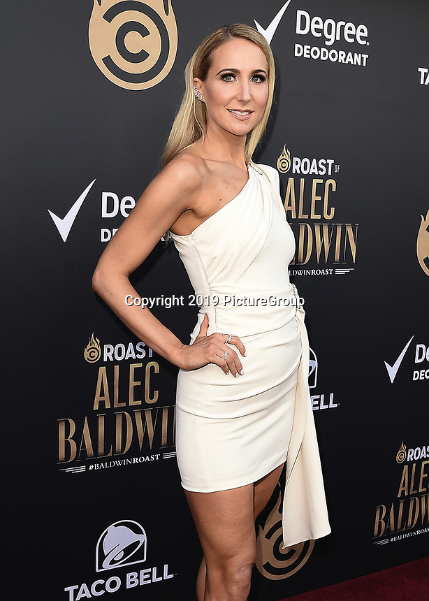 """BEVERLY HILLS - SEPTEMBER 7:  Nikki Glaser attends the """"Comedy Central Roast of Alec Baldwin"""" at the Saban Theatre on September 7, 2019 in Beverly Hills, California. (Photo by Scott Kirkland/PictureGroup)"""