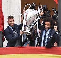 2018.05.27 Celebración Real Madrid CF