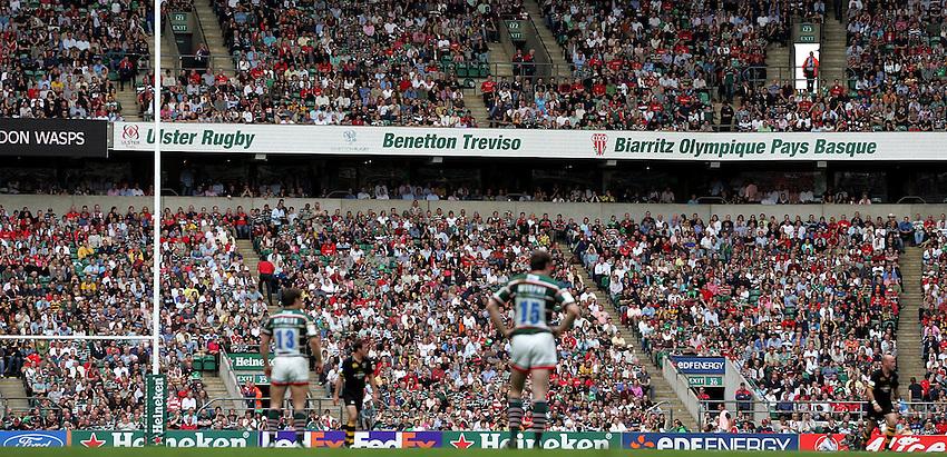 Photo: Paul Thomas..London Wasps v Leicester Tigers. Heineken Cup Final. 20/05/2007..Twickenham Stadium fan shots.