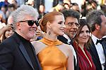 Le jury, Jessica Chastain, Pedro Almodovar