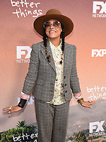 "NORTH HOLLYWOOD - MAY 10: Cree Summer attends the FYC Red Carpet Event for Season Three of FX's ""Better Things"" at the Saban Media Center at the Television Academy on May 10, 2019 in North Hollywood, California . (Photo by Frank Micelotta/FX/PictureGroup)"