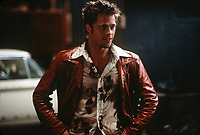 Fight Club (1999)<br /> Brad Pitt  <br /> *Filmstill - Editorial Use Only*<br /> CAP/KFS<br /> Image supplied by Capital Pictures