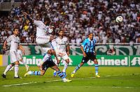 ATENCAO EDITOR: FOTO EMBARGADA PARA VEICULOS INTERNACIONAIS-RIO DE JANEIRO, RJ, 17 OUTUBRO 2012-CAMPEONATO BRASILEIRO-FLUMINENSE X GREMIO- Gol do Digao do Fluminense durante a partida Fluminense x Gremio valida pela 31 rodada do Campeonato Brasileiro no Estadio Joao Havelange, Engenhao, neste domingo, 30 de setembro,na zona norte do Rio de Janeiro.(FOTO:MARCELO FONSECA/ BRAZIL PHOTO PRESS).