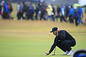 Alex Noren (SWE) during the second round of the 147th Open Championship played at Carnoustie Links, Angus, Scotland. 20/07/2018<br /> Picture:  s   h   o  t   s   /   Phil INGLIS<br /> <br /> All photo usage must carry mandatory copyright credit © Phil INGLIS