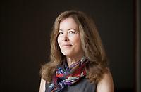 Elizabeth McKenzie (born 24 February 1958) is an author and editor. Elizabeth McKenzie ha insegnato scrittura creativa all'Università di Stanford. La sua produzione letteraria è stata insignita del Pushcart Prize. Pordenone 22 settembre 2018. © Leonardo Cendamo
