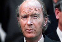 Dr Patrick Hillery, president, Rep of Ireland,  former Fianna Fail, politician, 1978080088, 88/78.<br /> <br /> Copyright Image from Victor Patterson, 54 Dorchester Park, Belfast, UK, BT9 6RJ<br /> <br /> t1: +44 28 9066 1296<br /> t2: +44 28 9002 2446<br /> m: +44 7802 353836<br /> <br /> e1: victorpatterson@me.com<br /> e2: victorpatterson@gmail.com<br /> <br /> www.victorpatterson.com<br /> <br /> IMPORTANT: Please see my Terms and Conditions of Use at www.victorpatterson.com