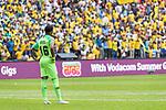 05.01.2019, FNB Stadion/Soccer City, Nasrec, Johannesburg, RSA, Premier League, Kaizer Chiefs vs Mamelodi Sundowns<br /> <br /> im Bild / picture shows <br /> <br /> enttäuscht / enttaeuscht / traurig / Niederlage<br /> Virgil Vries<br /> <br /> Foto © nordphoto / Kokenge