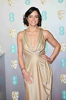 LONDON, UK - FEBRUARY 10: Michelle Rodriguez at the 72nd British Academy Film Awards held at Albert Hall on February 10, 2019 in London, United Kingdom. Photo: imageSPACE/MediaPunch<br /> CAP/MPI/IS<br /> ©IS/MPI/Capital Pictures