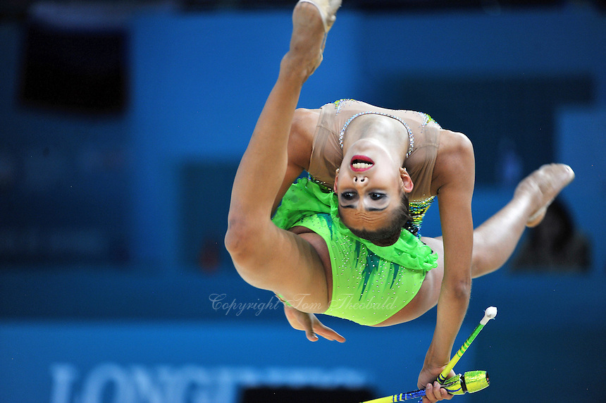 August 30, 2013 - Kiev, Ukraine - RITA MAMUN of Russia performs at 2013 World Championships.
